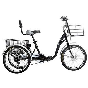2.Monty - Tricycle pliant électrique Monty E132