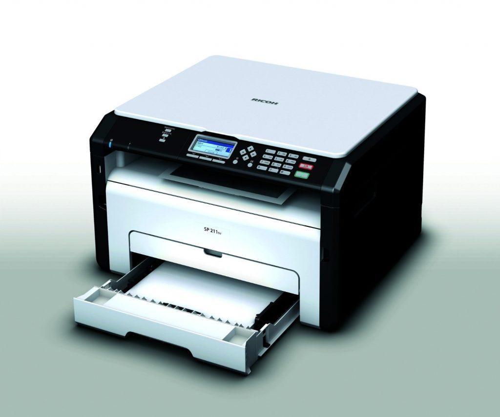 2.Ricoh SP 211SU Photocopieur