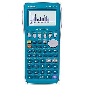 4.Casio Graph 25+ E