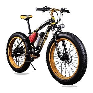 4.Vélos électriques VTT