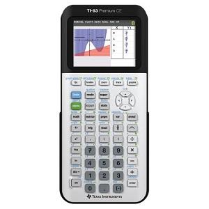 5.Texas Instruments TI-83