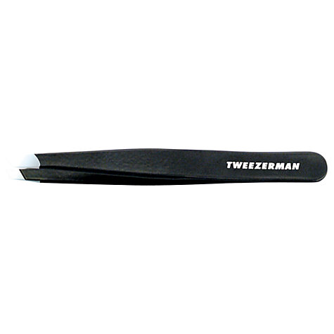 1-tweezerman-slant-tweezer-black