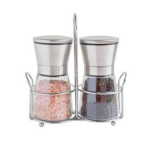 2-set-de-deux-elegants-moulins-a-sel-et-poivre-avec-support