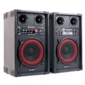 2-skytec-spb-8-pack-enceintes-amplifie-dj