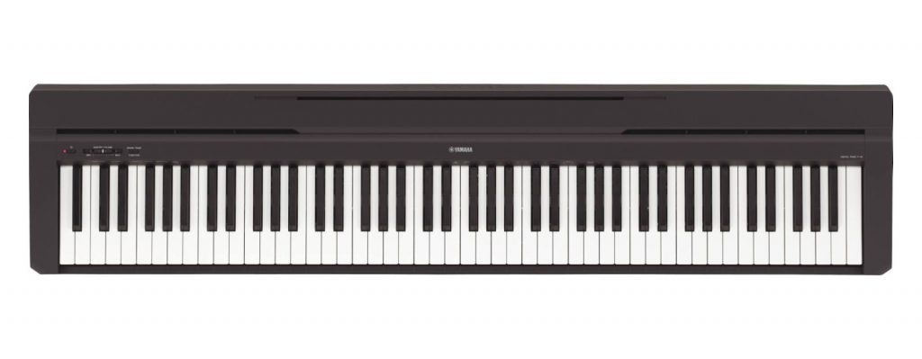 piano numerique yamaha p45 avis tests et prix en avr 2018. Black Bedroom Furniture Sets. Home Design Ideas