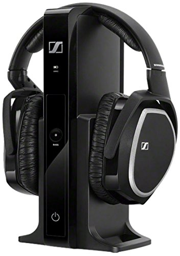 casque sans fil pour tv sennheiser rs 165 avis tests et prix en nov 2018. Black Bedroom Furniture Sets. Home Design Ideas