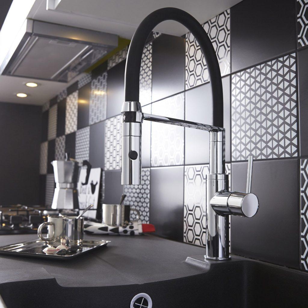 classement guide d 39 achat top robinets cuisine douchette en apr 2018. Black Bedroom Furniture Sets. Home Design Ideas