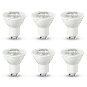 1-amazonbasics-lot-de-6-ampoules-led-gu10-55-w