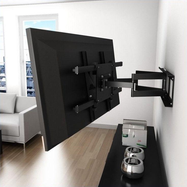 les meilleurs supports tv sur pied comparatif en avr 2018. Black Bedroom Furniture Sets. Home Design Ideas