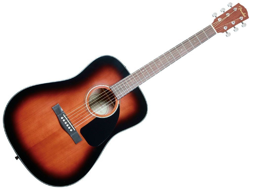 guitare acoustique fender guide d 39 achat pour choisir une. Black Bedroom Furniture Sets. Home Design Ideas