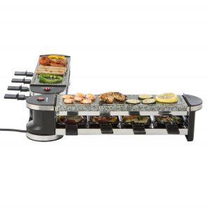 Appareil raclette pour 8 personnes guide d 39 achat en avr 2018 - Raclette pour 12 personnes ...