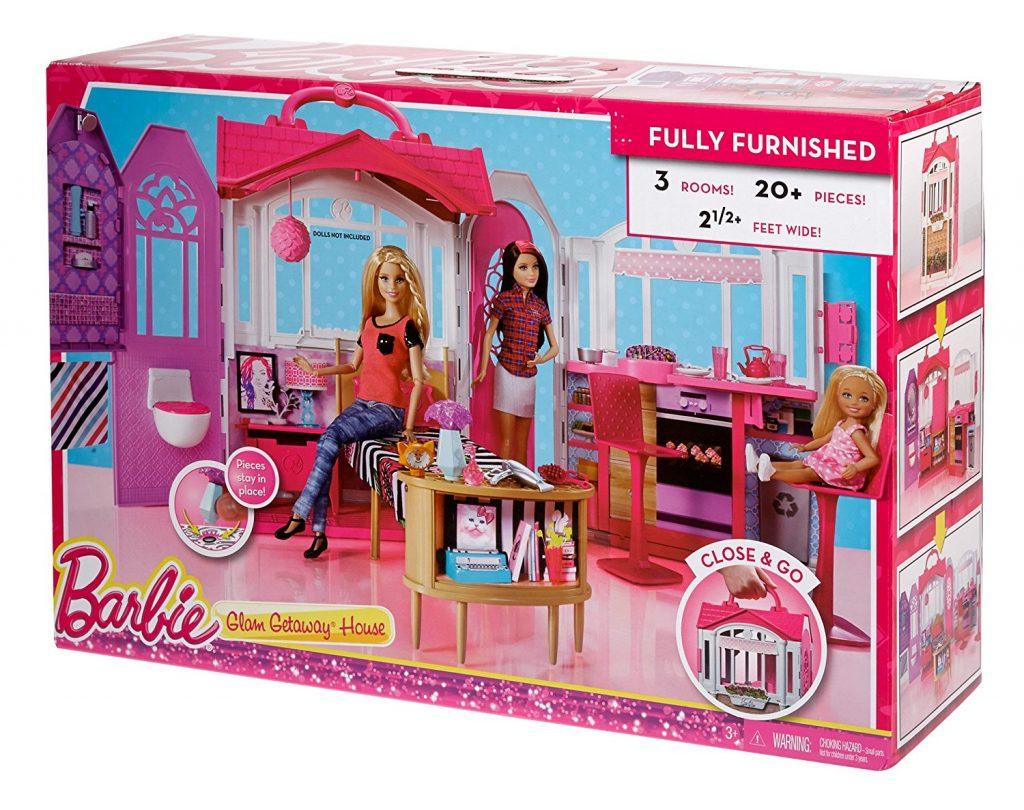 Maison poup e barbie guide d 39 achat pour choisir une bonne - Barbie et la maison de reve ...