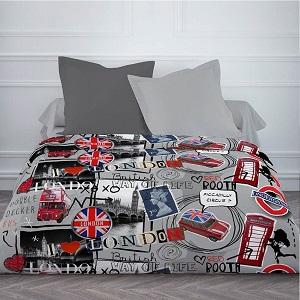 les meilleures couettes imprim es comparatif en avr 2018. Black Bedroom Furniture Sets. Home Design Ideas
