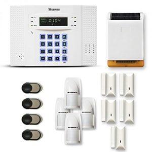 Meilleure alarme maison telesurveillance ventana blog - Telesurveillance maison comparatif ...