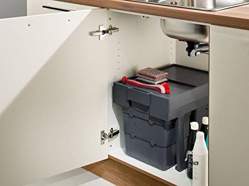 les meilleures poubelles de cuisine comparatif en nov 2018. Black Bedroom Furniture Sets. Home Design Ideas