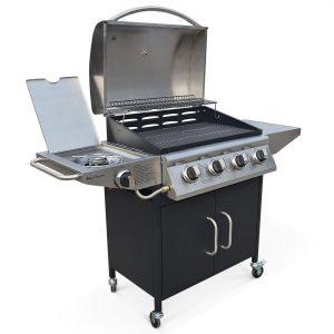 Grille de barbecue gaz guide d achat pour en choisir for Comparatif barbecue a gaz