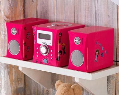 micro chaine pour enfant guide d achat pour en choisir. Black Bedroom Furniture Sets. Home Design Ideas