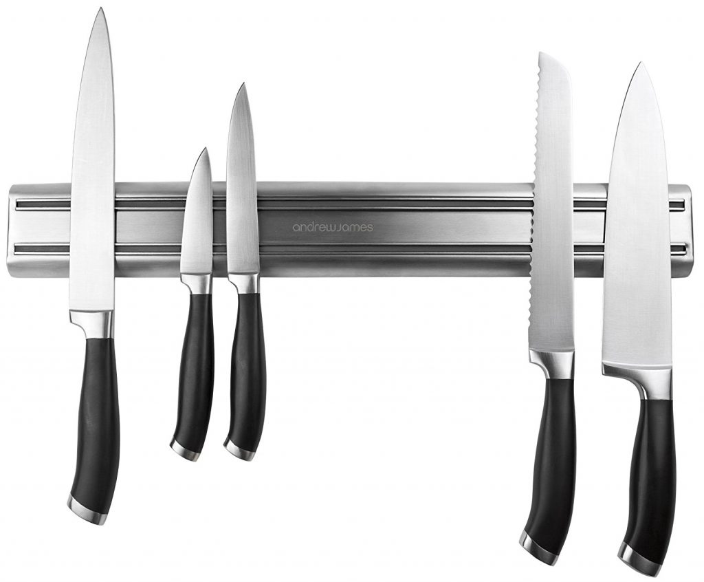 Classement guide d achat top supports magn tiques pour for Support couteaux cuisine