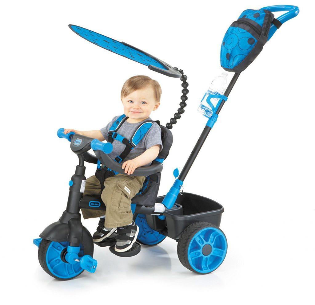 classement guide d achat top tricycles pour enfants en avr 2018. Black Bedroom Furniture Sets. Home Design Ideas