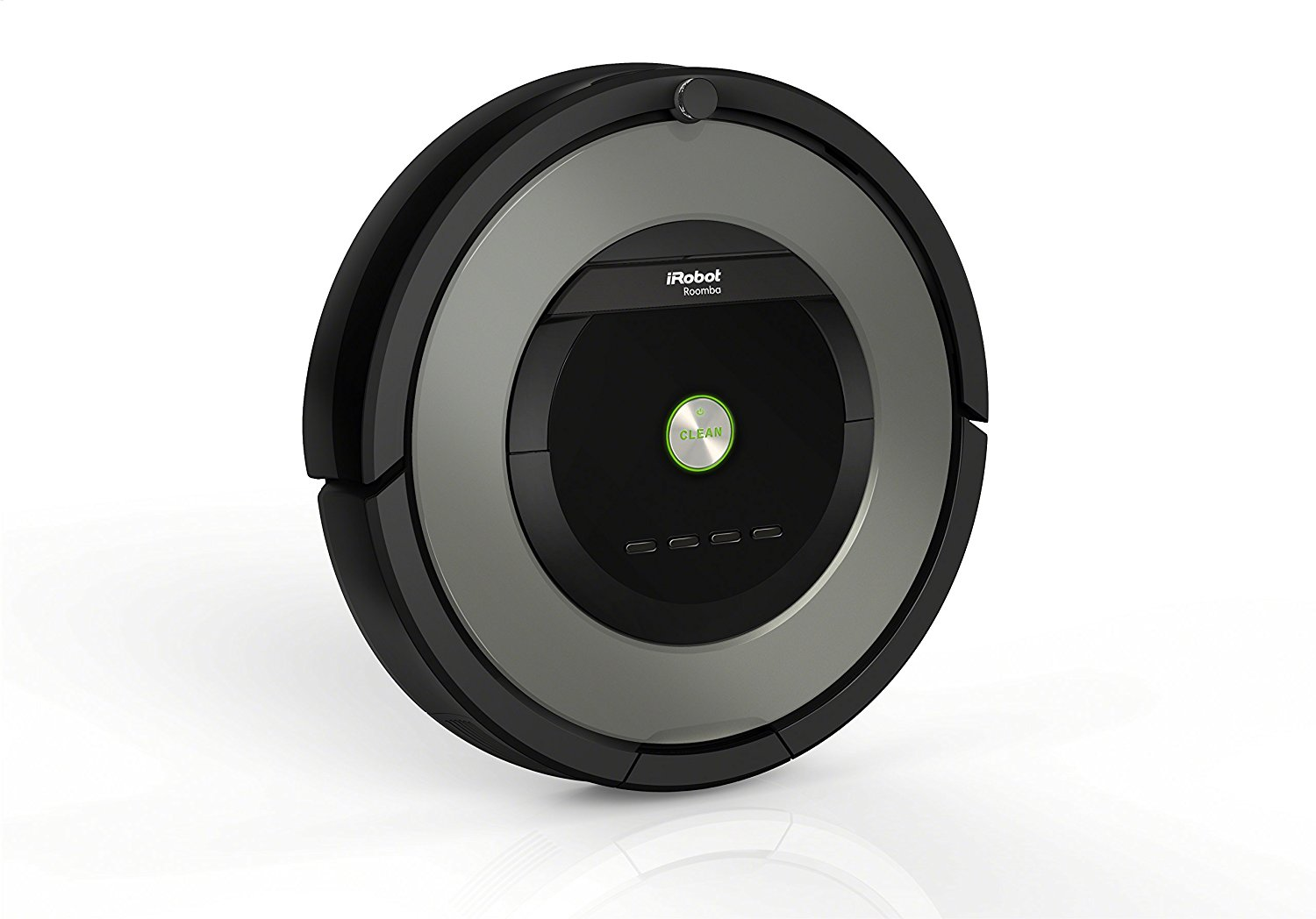robot aspirateur roomba irobot roomba 865 avis tests prix en oct 2017. Black Bedroom Furniture Sets. Home Design Ideas