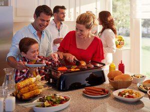 classement guide d achat top barbecues sans fum e en mai 2018. Black Bedroom Furniture Sets. Home Design Ideas