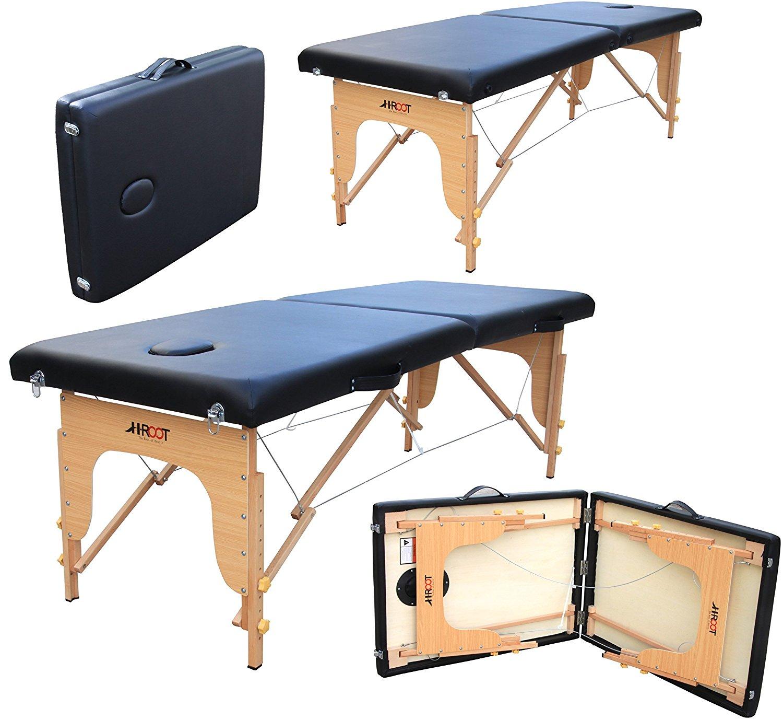 table de massage fixe pas cher stunning table de massage avec tendeurs ecopostural hauteur fixe. Black Bedroom Furniture Sets. Home Design Ideas