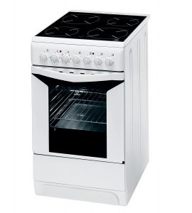 cuisini re lectrique indesit k3c51w avis tests. Black Bedroom Furniture Sets. Home Design Ideas