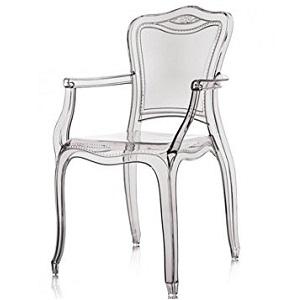 classement guide d achat top chaises transparentes en avr 2018. Black Bedroom Furniture Sets. Home Design Ideas