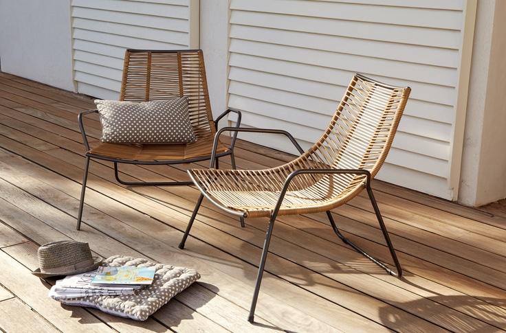 A 1 la meilleure chaise de jardin en apr 2018 - Mobilier de jardin alinea ...