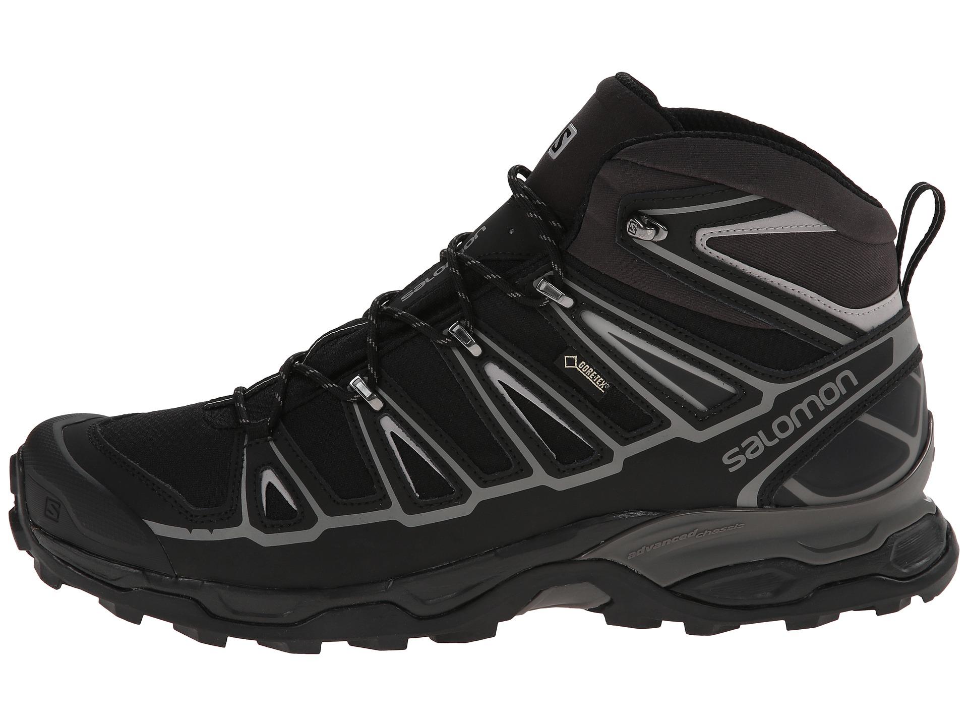 d0477cc0671 ᐅ Les Meilleures Chaussures De Randonnée Salomon | Comparatif En ...