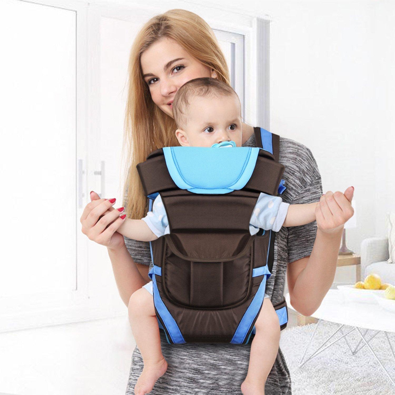 ᐅ Les Meilleurs Portebébés Ventraux Dorsaux Comparatif En Feb - Porte bébé ventral et dorsal