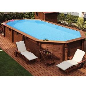 Les meilleures piscines hors sol en bois comparatif en for Comparatif liner piscine