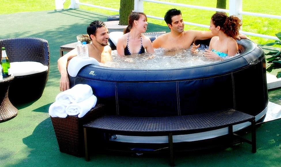 Spa gonflable 6 places guide d achat pour en choisir un - Quel spa gonflable choisir ...