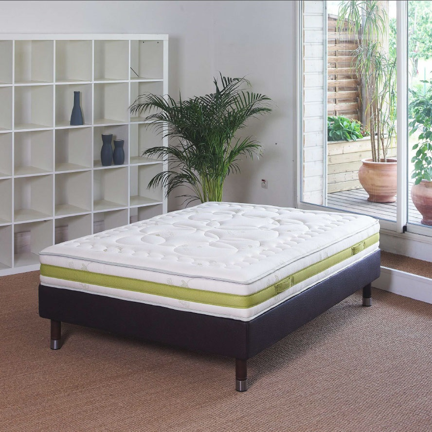 meilleur matelas latex les meilleurs matelas latex naturel 90 x 190 comparatif de 2018 les. Black Bedroom Furniture Sets. Home Design Ideas