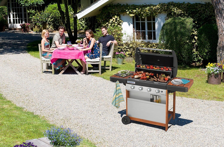 Les meilleurs barbecues campingaz s rie 4 comparatif for Comparatif barbecue a gaz