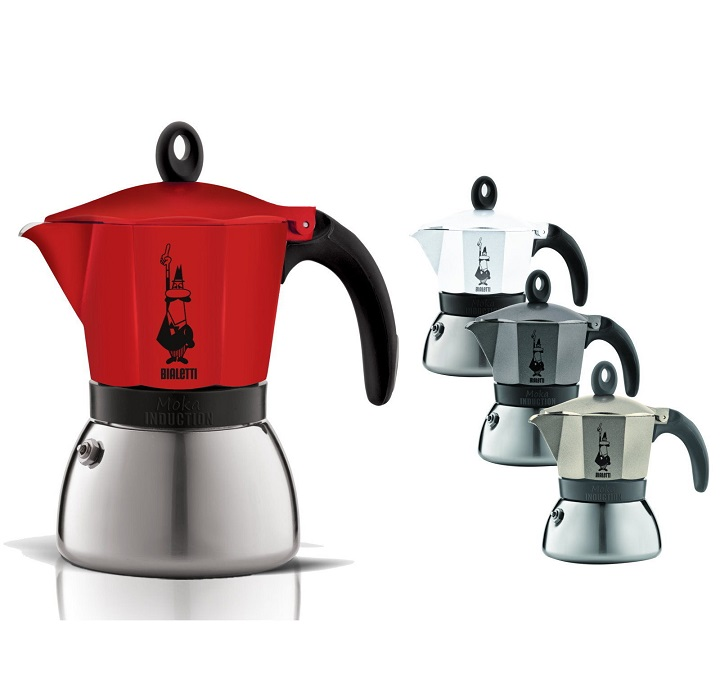les meilleures cafeti res moka bialetti induction. Black Bedroom Furniture Sets. Home Design Ideas