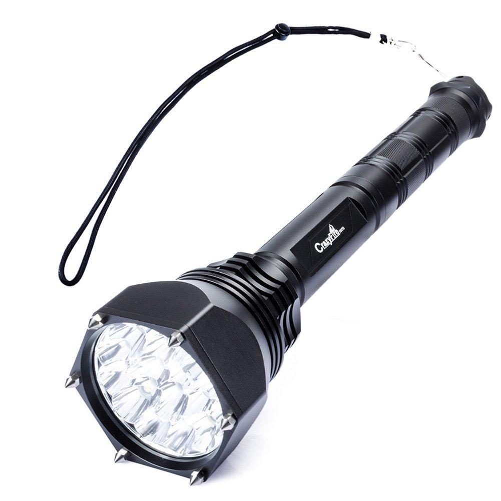 ᐅ Les Meilleures Lampes Torches LED Longue Portée Comparatif En - Lampe torche puissante longue portée