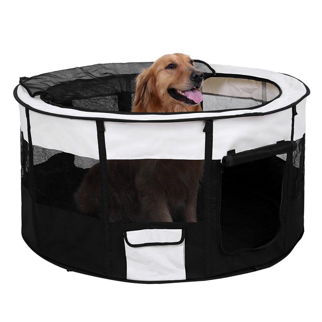 les meilleurs parcs pour chiens comparatif en avr 2018. Black Bedroom Furniture Sets. Home Design Ideas