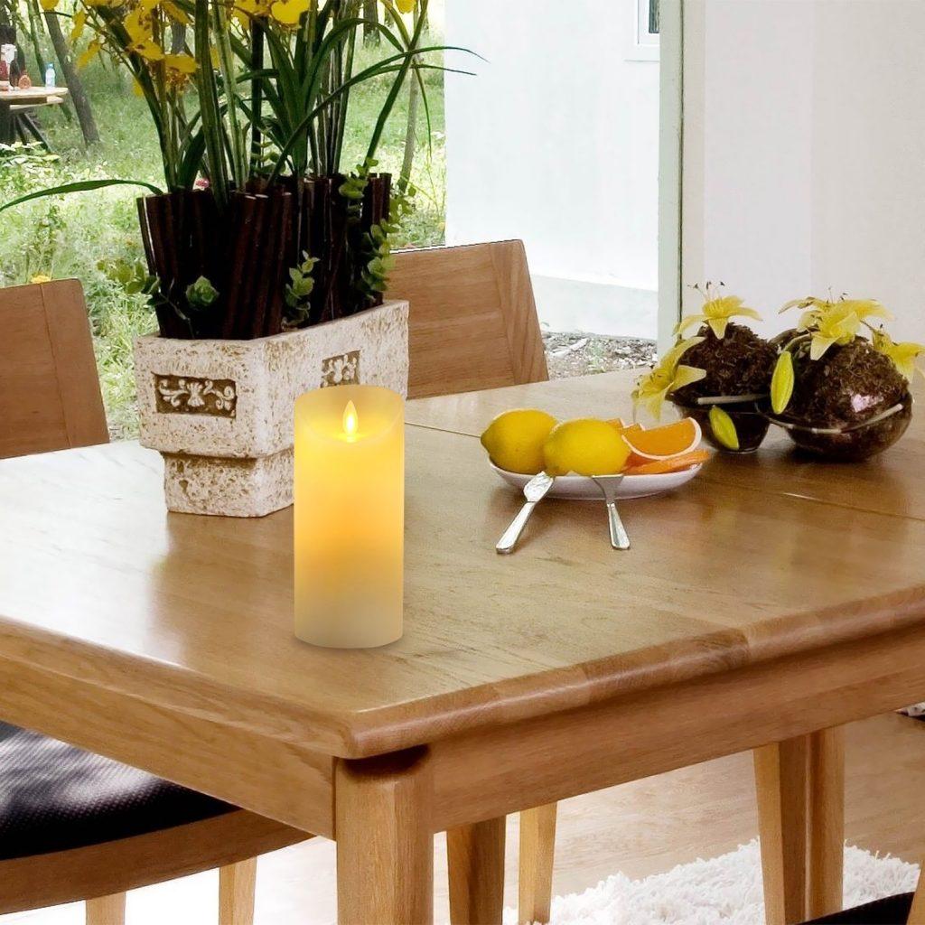 les meilleures bougies sans flamme vacillante comparatif. Black Bedroom Furniture Sets. Home Design Ideas
