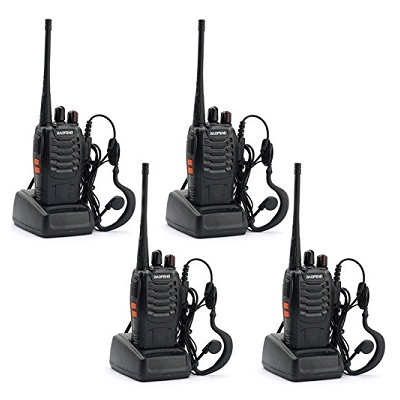 Les Meilleurs Talkieswalkies Longue Portée Comparatif En Avr - Talkie walkie longue portée
