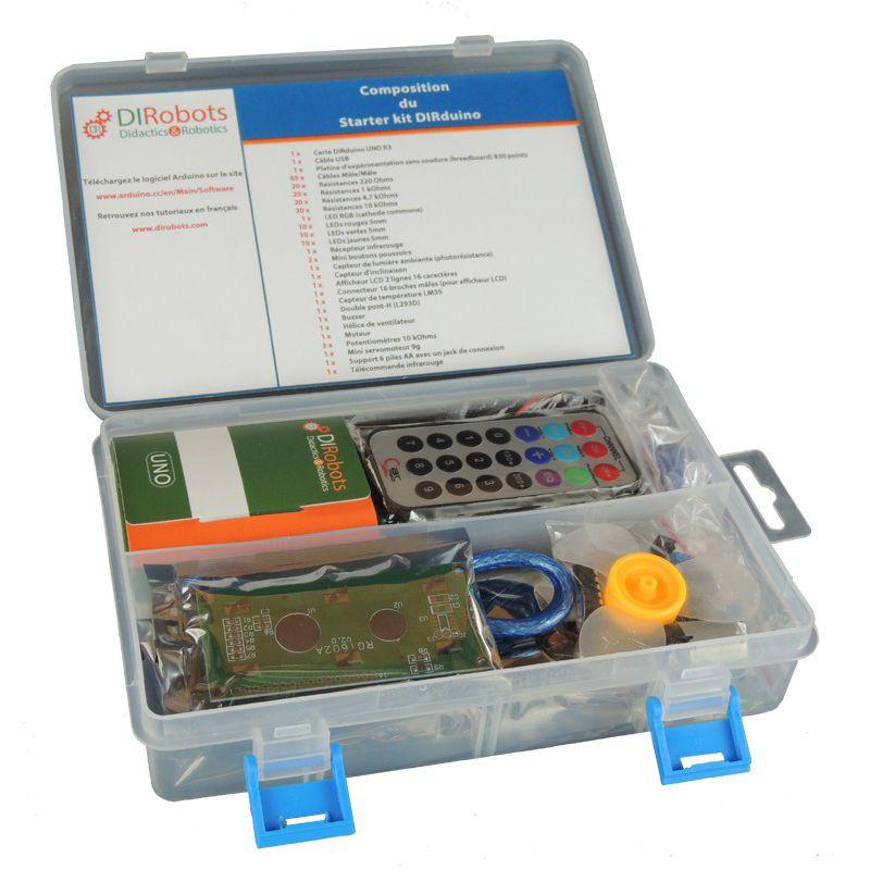 Classement guide d achat top kits de démarrage arduino