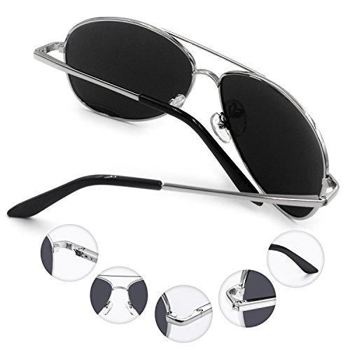▷ Classement   Guide d achat   Top lunettes d aviateur En Févr. 2019 444b91d30773