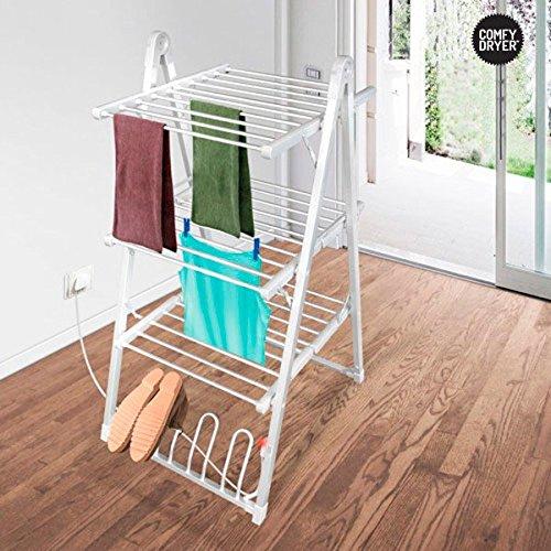 classement guide d 39 achat top sechoirs a linge chauffant en mai 2018. Black Bedroom Furniture Sets. Home Design Ideas